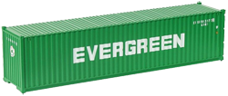 Container maritime 40 pieds Evergreen