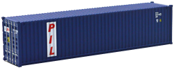 Container maritime 40 pieds PIL