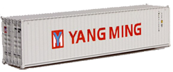 Container maritime 40 pieds Yang Ming
